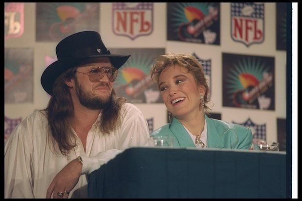 Travis Tritt Tanya Tucker Super Bowl
