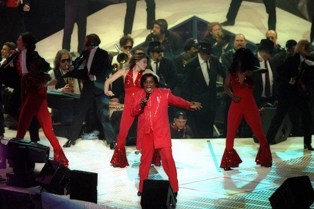 James Brown Super Bowl Halftime