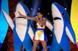 Katy Perry Left Shark Super Bowl Halftime
