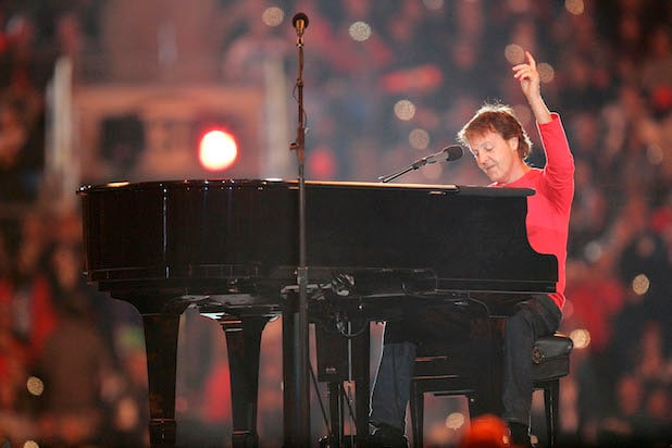 Paul McCartney Super Bowl Halftime