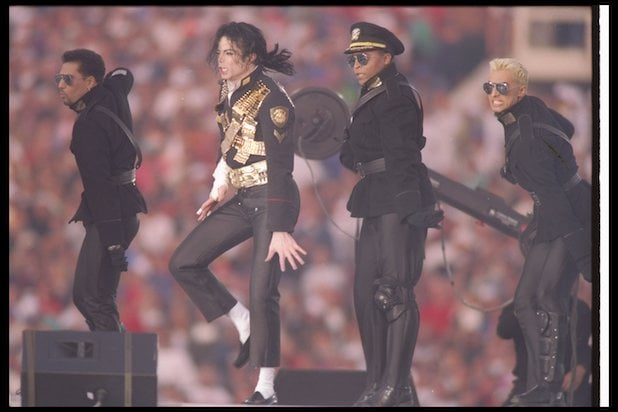 Michael Jackson Super Bowl Halftime