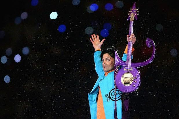 Prince Super Bowl Halftime