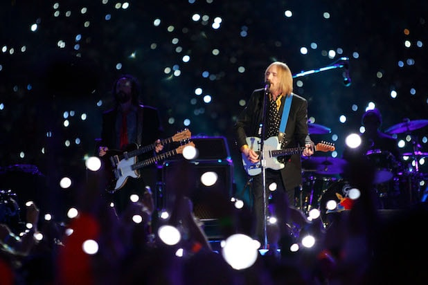 Tom Petty Super Bowl Halftime Show
