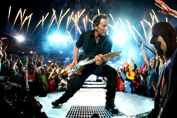 Bruce Springsteen Super Bowl Halftime