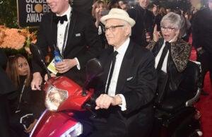 Norman Lear Rita Moreno Golden Globes