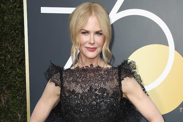 Aquaman': See First Look of Nicole Kidman as Queen Atlanna