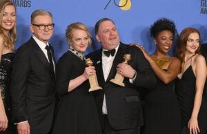 75th Annual Golden Globe Awards The Handmaid's Tale