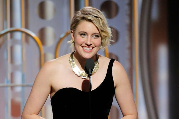 Image result for guillermo del toro greta gerwig