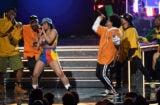 Bruno Mars Cardi B Grammys