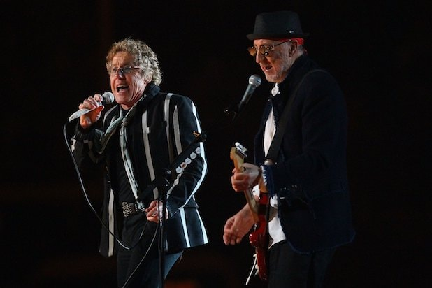 The Who Super Bowl Halftime
