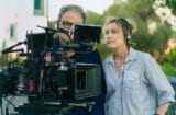 Greta Gerwig directing Lady Bird