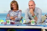 Hoda Kotb and Matt Lauer on 'Today'