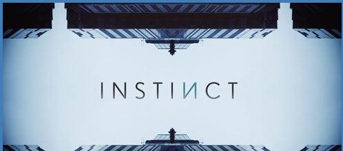 Instinct Title Art