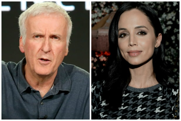 James Cameron on Eliza Dushku