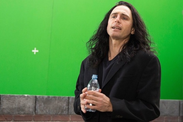 James Franco Disaster Artist