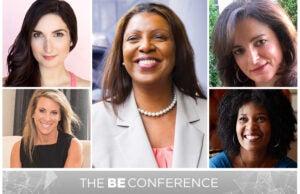 Letitia James Keynote Speaker at BE Conference 2018