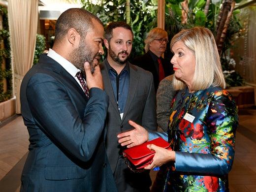 Jordan-Peele-and-BAFTA-CEO-Chantal-Rickards520