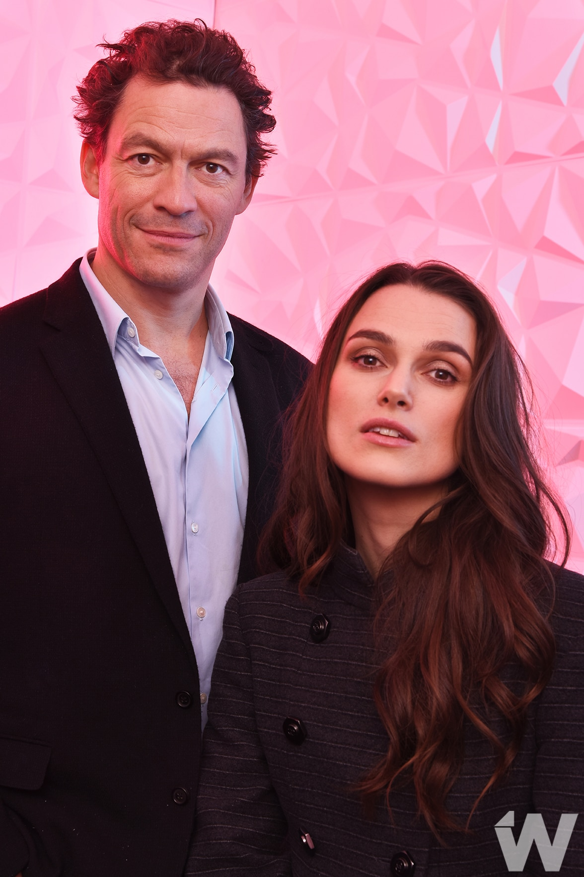 KIERA Knightly and DOMINIC West Collette