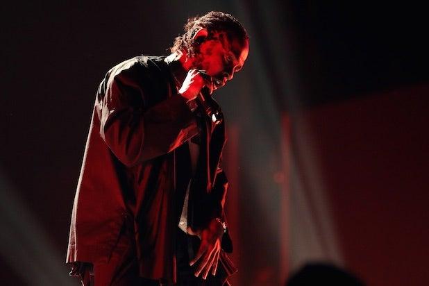 Kendrick Lamar Grammys