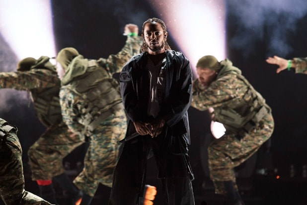 Kendrick Lamar grammys opening performance dave chappelle u2