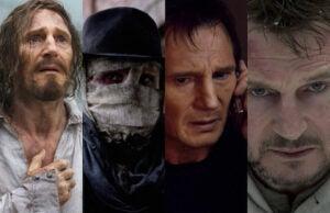 Liam Neeson Split