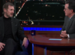 Liam Neeson Stephen Colbert