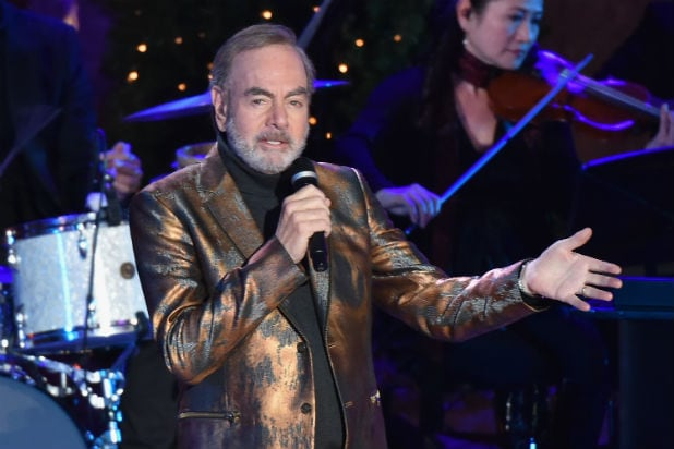 Neil Diamond retires from touring following Parkinson's disease diagnosis