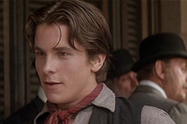 Christian Bale - Newsies