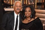 Oprah Winfrey Stedman 75th Golden Globes
