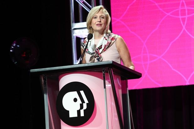 Paula Kerger PBS TCA