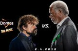 Peter Dinklage Morgan Freeman Super Bowl Ad