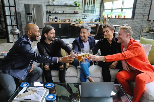 Netflix Renews Queer Eye For a Second Season