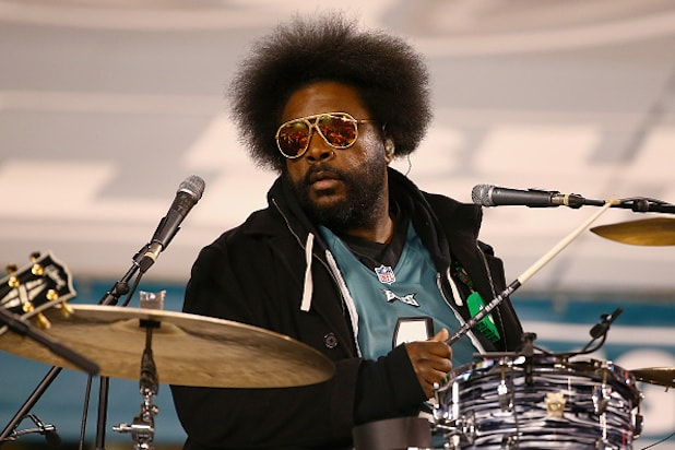 NFC Championship - Minnesota Vikings v Philadelphia Eagles - Questlove Roots