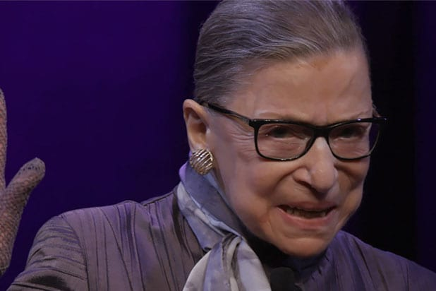 RBG Oscars Documentaries documentary