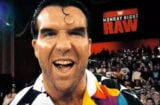 Razor Ramon on 'Raw'