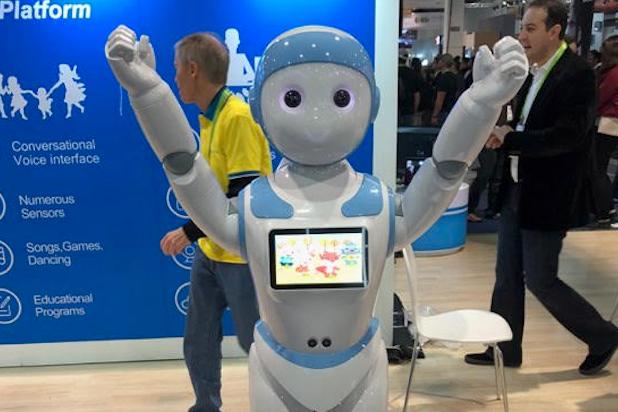 Avatar Mind Robot CES