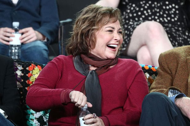 Roseanne Barr Says Were Lucky To Have Trump In The White House Its Great For Comedy Video