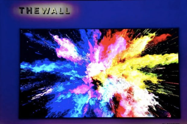 Samsung The Wall CES