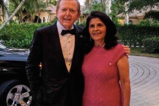 Lou Dobbs and Michael Savage Party at Trump's Mar-a-Lago