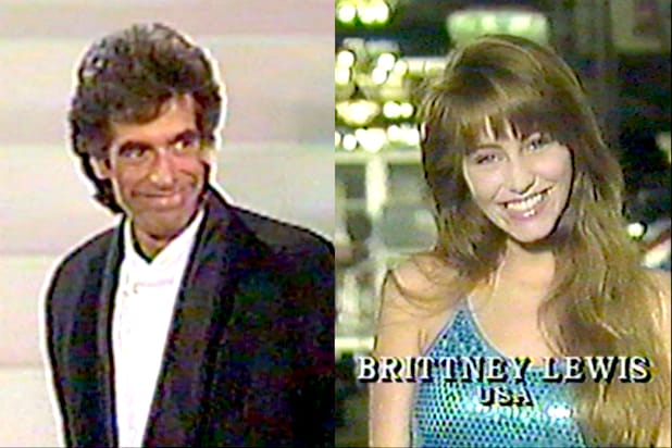 David Copperfield, Accuser Brittney Lewis