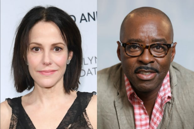 Courtney B Vance Mary-Louise Parker