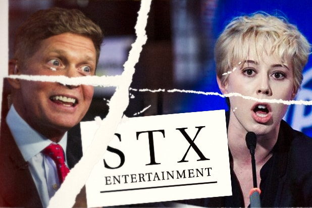 Sophie Watts Bob Simonds STX Entertainment What Happened harassment