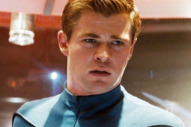 Star Trek - Chris Hemsworth