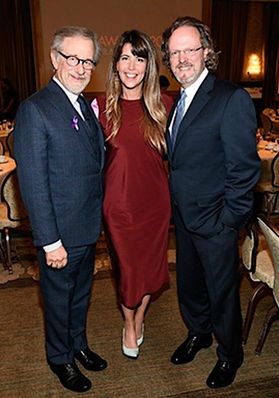 Steven Spielberg Patty Jenkins AFI Bob Gazzale