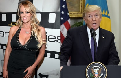 Jenna Jameson Weighs in on Stormy Daniels, Shares Her Trump Story