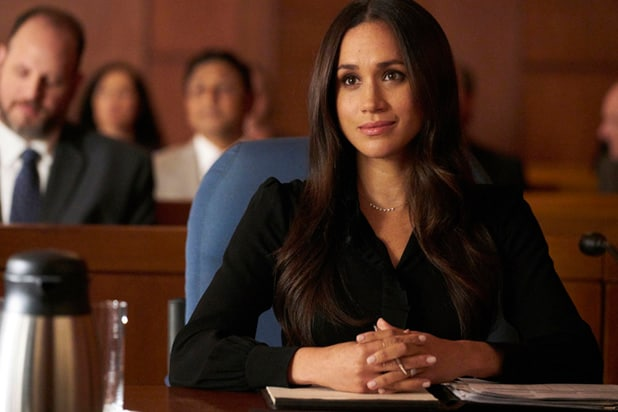 Suits renewed for season 8 without Patrick J Adams or Meghan Markle