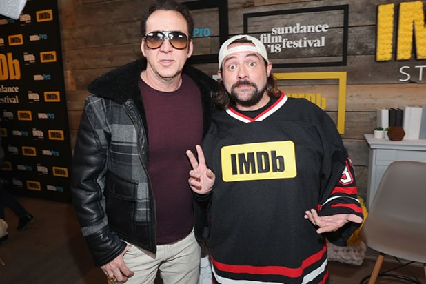 Nic Cage, Kevin Smith