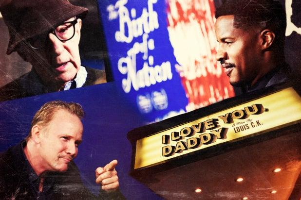 Sundance Movie Deals Morgan Spurlock Woody Allen Nate Parker Louis CK