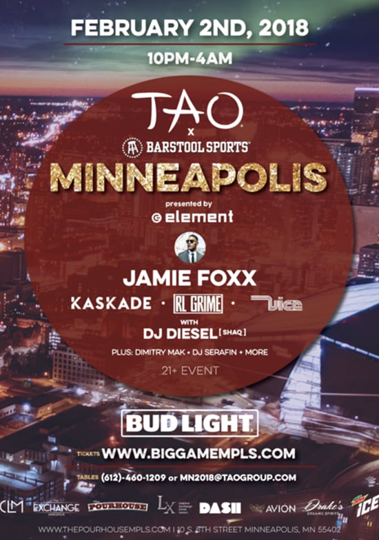 Tao Minneapolis Big Game - _0003_TAO Minneapolis Friday Feb 2 Kaskade Jamie Foxx