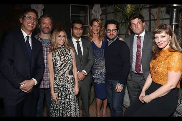 Ray Romano, Judd Apatow, Holly Hunter, Kumail Nanjiani, Laura Dern, J.J. Abrams, Emily Gordon